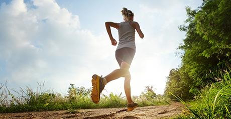 afvallen benen door hardlopen